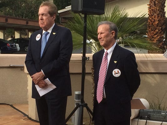 TDS RM Weill and Kite election kickoff