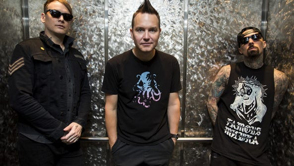 Blink 182 is coming to the Pensacola Bay Center May