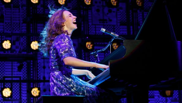 """Beautiful: The Carole King Musical"" opens Tuesday"