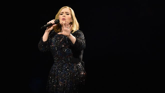 Adele will play in Seattle July 25-26.