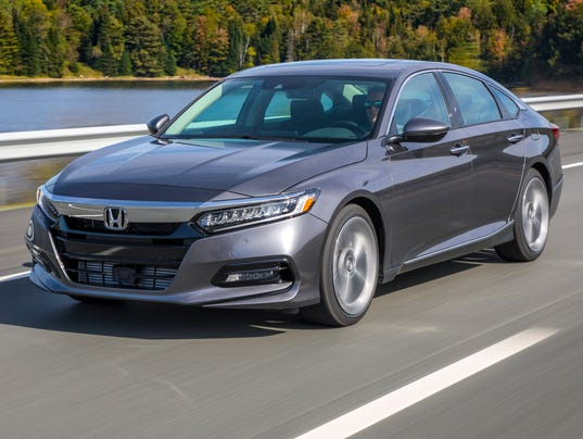 Honda, Lincoln, Volvo Win North American Car, Truck, SUV of
