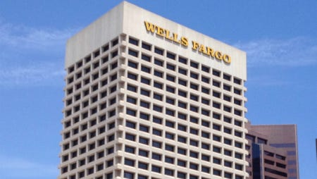 Phoenix is buying the Wells Fargo Plaza skyscraper at 100 W. Washington St.