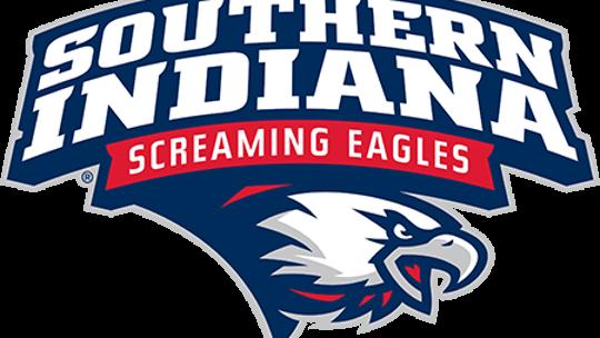 University of Southern Indiana Athletics logo.