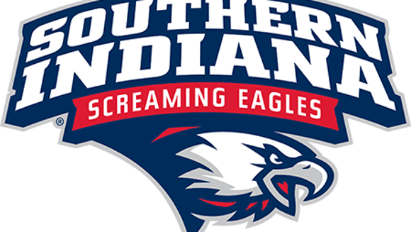 University of Southern Indiana Athletics logo.