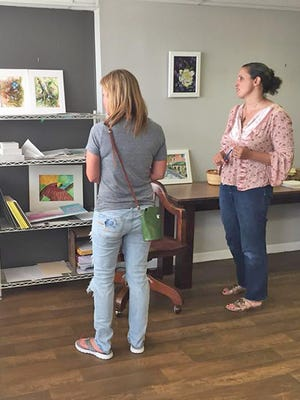 Local artists are getting more exposure in the community thanks to the Fairview Arts Council.