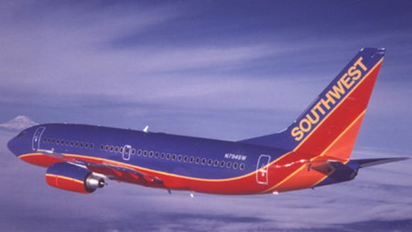 Southwest Airlines last changed its paint scheme in 2006.