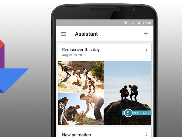 Google Photos will let you relive the past, thanks to a new feature.