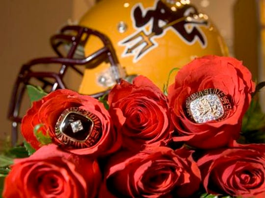ASU's two Rose Bowl teams celebrated their 30th (1986