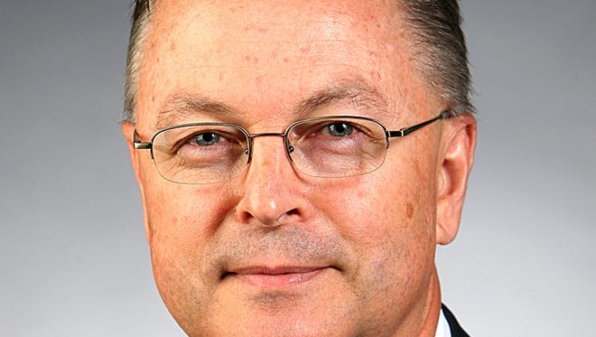 Rod Blum of Dubuque