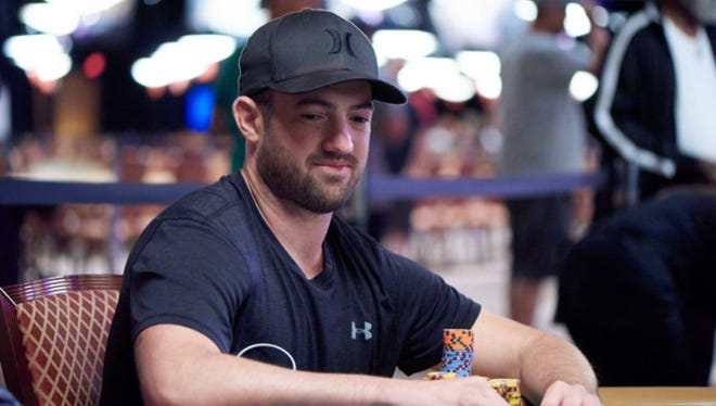 Shelby Township's Joe Cada won his third World Series of Poker tournament.