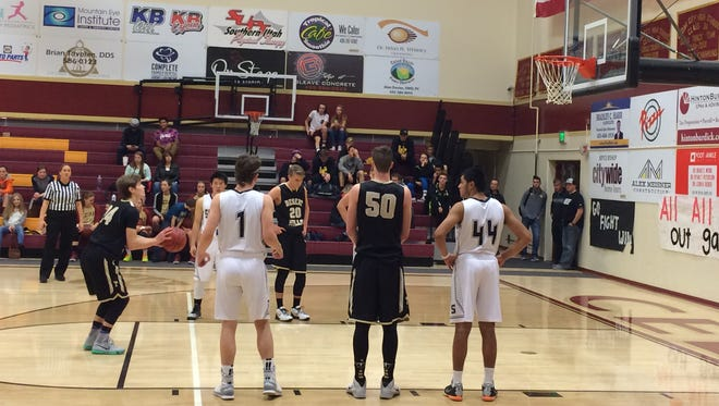 Desert Hills picked up its biggest win of the seasonwith a 60-55 victory over Skyline in the Steve Hodson Classic.