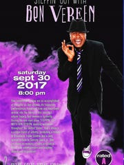 Steppin' Out with Ben Vereen coming to The Strand Theatre for the 2017-2018 season.