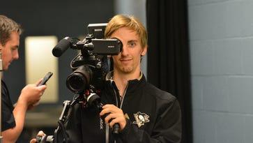 Tech graduate works for Penguins as associate producer