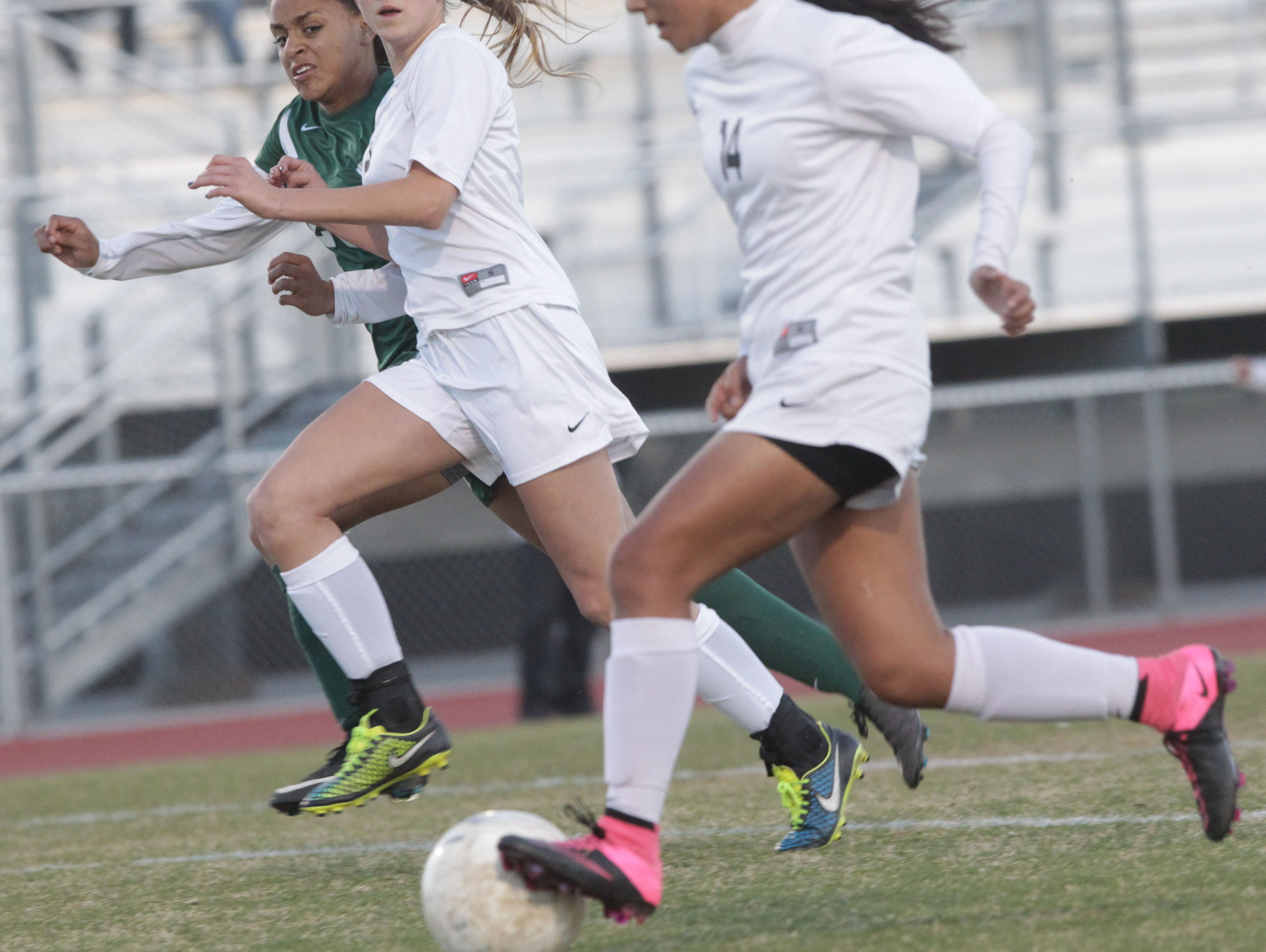 The Shadow Hills High School girls' soccer team will be one to watch in the CIF playoffs.