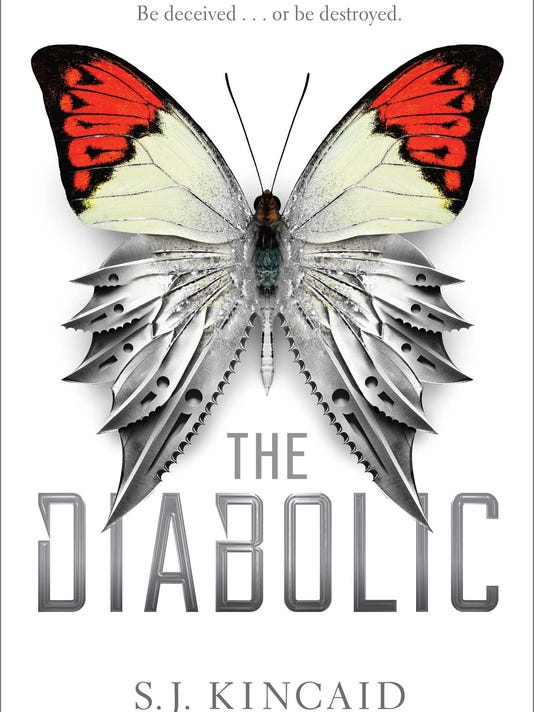 'The Diabolic' is a solid young adult sci-fi adventure