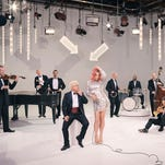Pink Martini plays with the von Trapps and Cincinnati Pops Sunday.