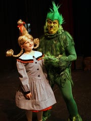 """How The Grinch Stole Christmas"" returns to the Endicott Performing Arts Center,"