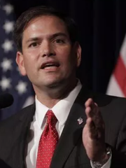 U.S. Sen. Marco Rubio, seen here in 2011.