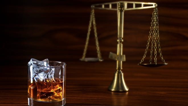 A new study finds that lawyers have drinking problems at three-to-five times the rate of the general population.