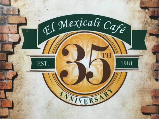 El Mexicali Cafe opened in Indio in 1981. The restaurant now has three locations, but remains in the family.