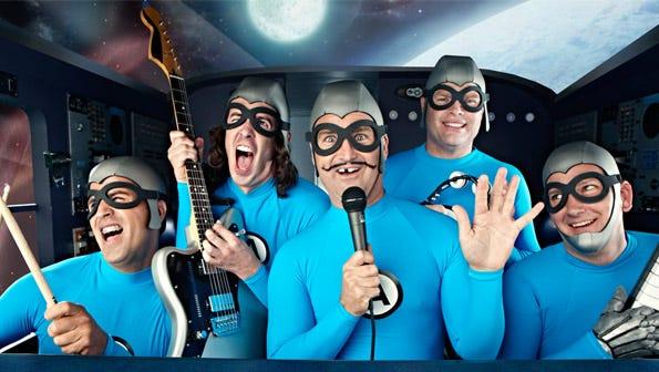 The Aquabats! will perform Wednesday at Vinyl Music Hall.