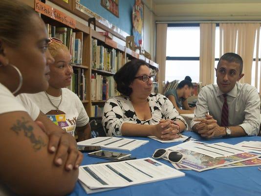 Camden School Meeting