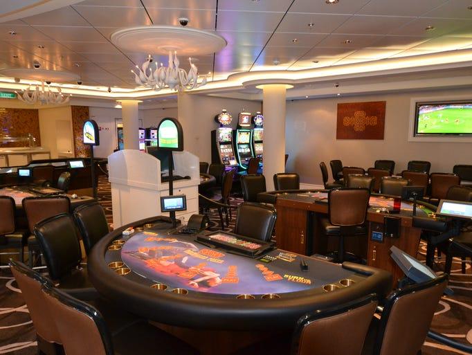 Ncl epic casino blackjack