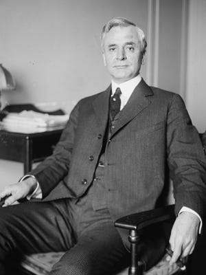 "1945 - Cordell Hull won the Nobel Peace Prize for ""his fight against isolationism at home, his efforts to create a peace bloc of states on the American continents, and his work for the United Nations Organization."""