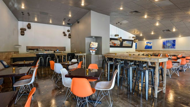 Newly remodeled, Pho 533 brings clean lines and a modern vibe to south Palm Springs.
