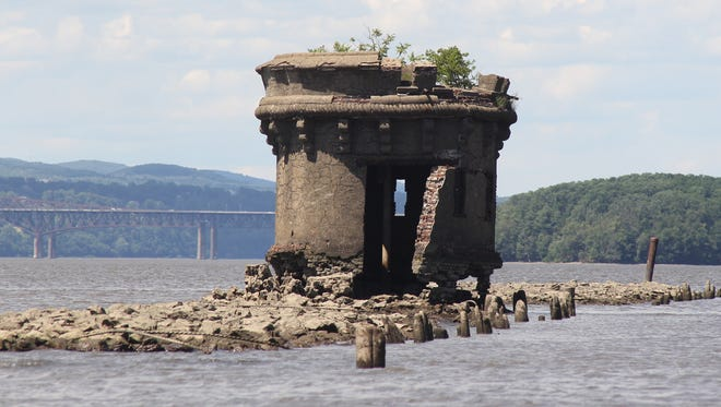 Margaret's Tower off of Pollepel Island, also known as Bannerman Island June 20, 2017.