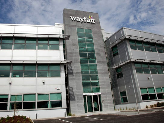 This is a Wayfair call center in Galway, Ireland.