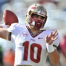 Florida State sophomore quarterback Sean Maguire has impressed head coach Jimbo Fisher with his knowledge and execution.