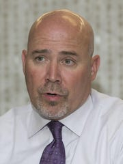 U.S. Rep. Tom MacArthur, a Republican who represents New Jersey's Third Congressional District, which includes parts of Ocean and Burlington counties.