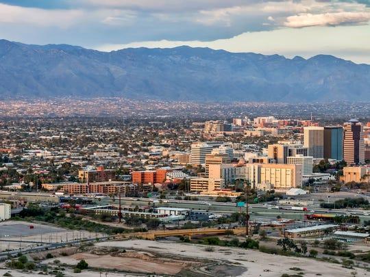 La Ciudad de Tucson ha crecido enormemente en los últimos años.