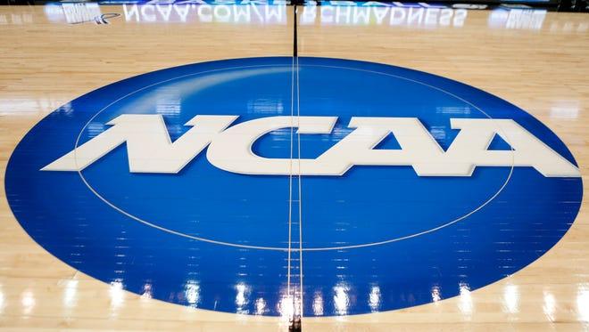The NCAA logo.