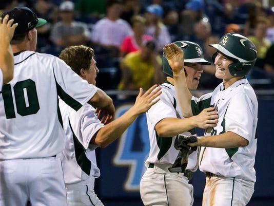 2016 Baseball State Championship