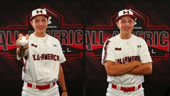 Smoky Mountain senior Cal Raleigh will participate in Saturday's Under Armour All-American baseball game in Chicago.