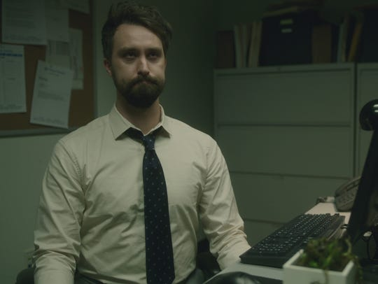 "Matt Ingebretson as Matt on ""Corporate."""