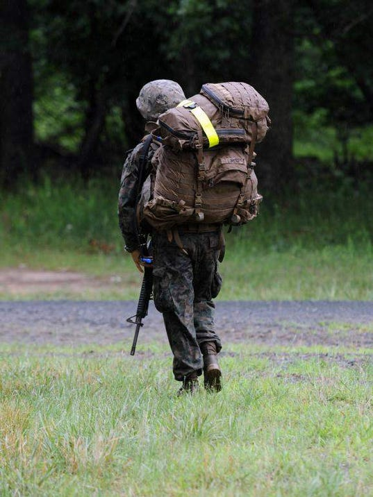 marines u0026 39  combat test period ends without female grad