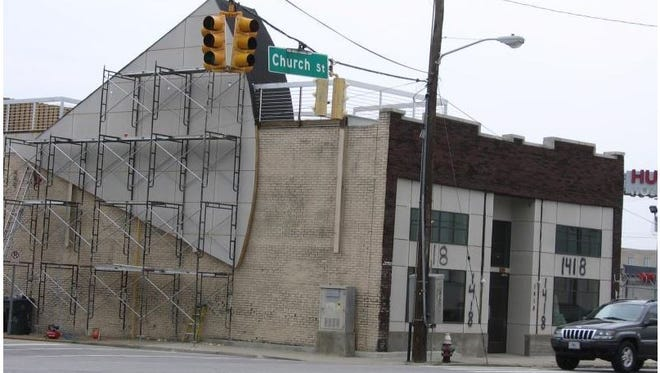Events @ 1418 was the previous occupant of Deja Vu's new home at 1418 Church St.