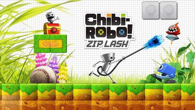 Chibi Robo! Zip Lash Review
