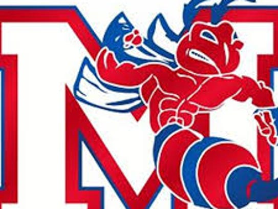 Monroe High School Red Jackets logo
