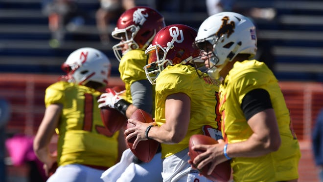 Will the Arizona Cardinals take a quarterback in the first round of the 2018 NFL draft? Many recent NFL mock drafts still say yes after some NFL free agency moves.