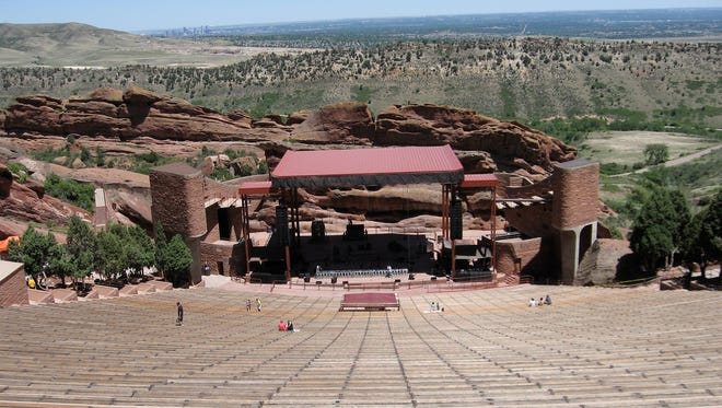 You probably don't give the planter boxes at Red Rocks much thought, but they're at the center of an ongoing historic preservation battle — and have been since 1999.