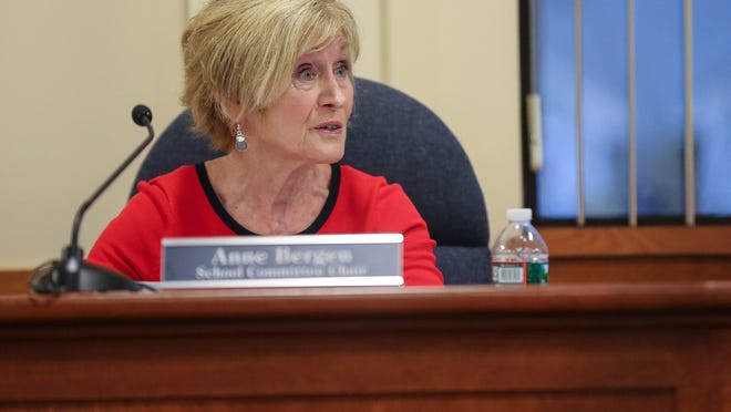 """""""We are continuing to monitor the data as it comes in,"""" School Committe Chairwoman Anne Bergen said earlier this week."""