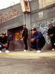 Will the movie 'Straight Outta Compton' help motivate