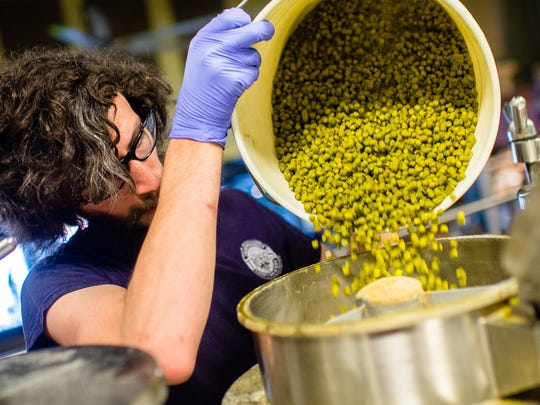 Troegs Brewery tops our list of brewery tours in the region.
