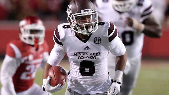 Wide receiver Fred Ross can set multiple Mississippi State records with just an average season.