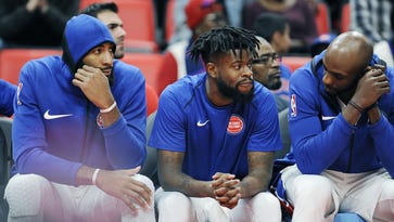 Van Gundy: Pistons' top four 'have to play better'