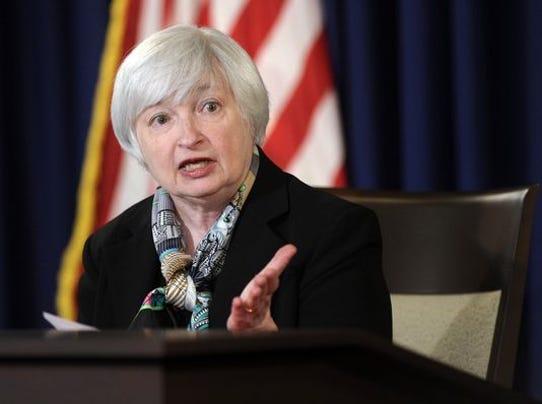 Yellen March 19 press conf